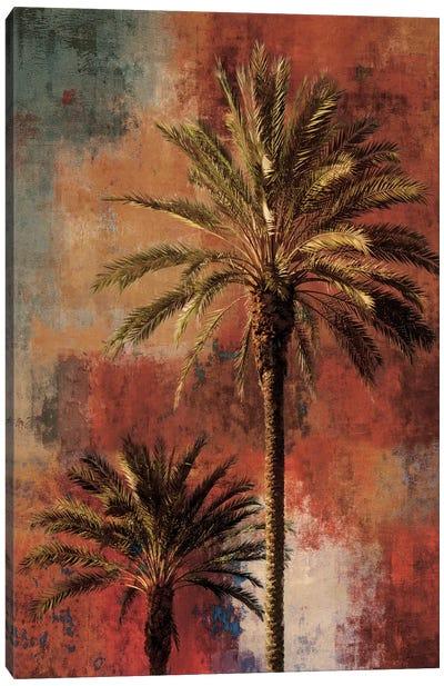 Mustique II Canvas Art Print