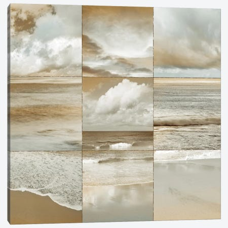 Ocean Air I Canvas Print #JOH52} by John Seba Art Print