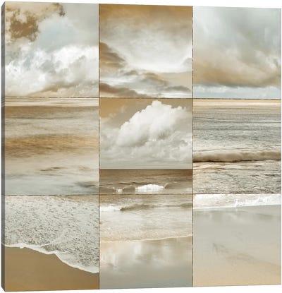 Ocean Air I Canvas Print #JOH52