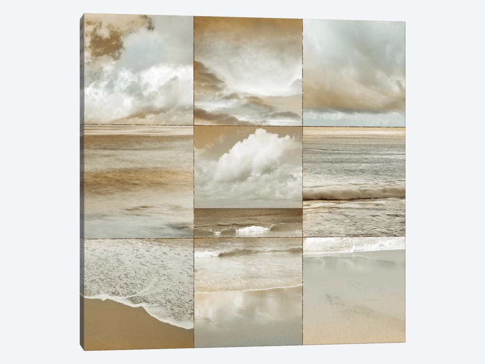 Ocean Air I by John Seba 1-piece Canvas Art