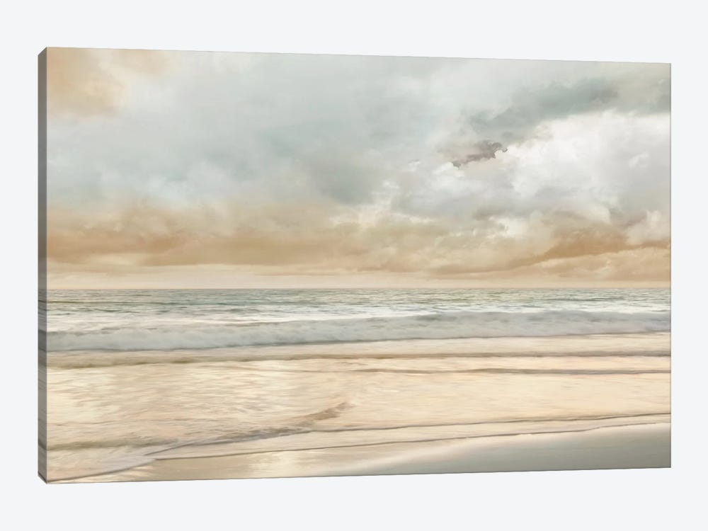 Ocean Tide by John Seba 1-piece Canvas Wall Art
