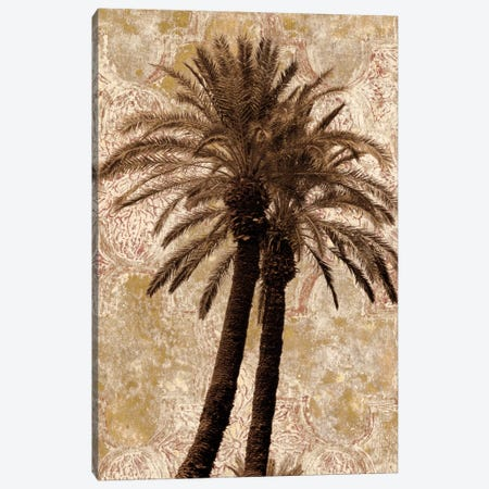 Palm Collage I Canvas Print #JOH61} by John Seba Canvas Art