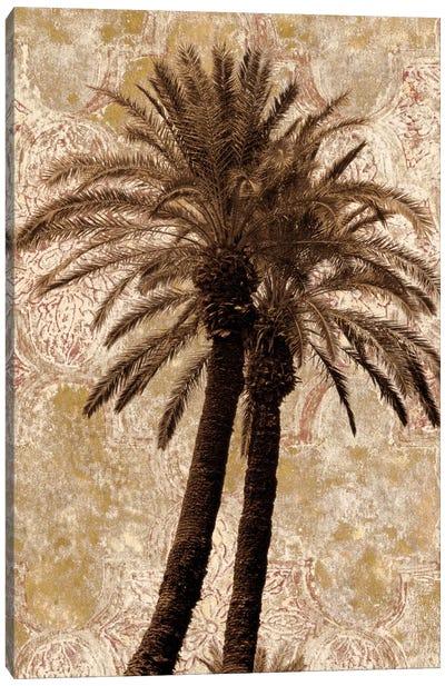 Palm Collage I Canvas Print #JOH61