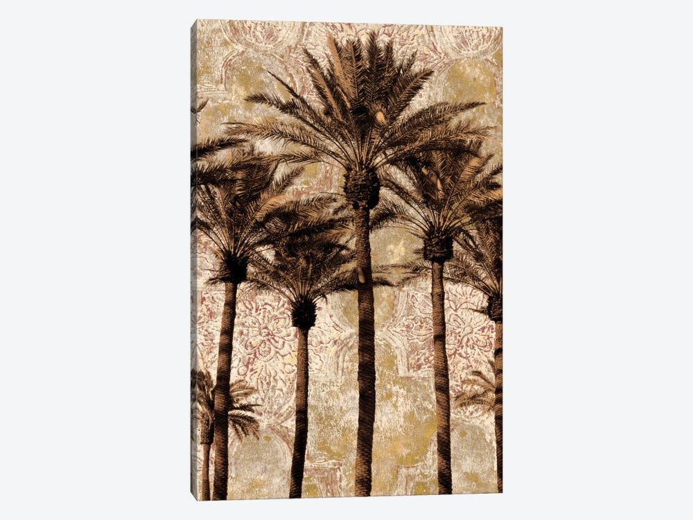 Palm Collage II by John Seba 1-piece Art Print