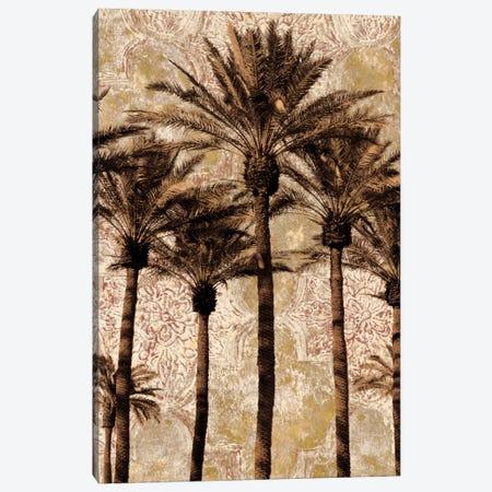 Palm Collage II Canvas Print #JOH62} by John Seba Canvas Artwork
