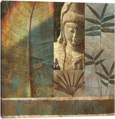 Palm Garden I Canvas Print #JOH64