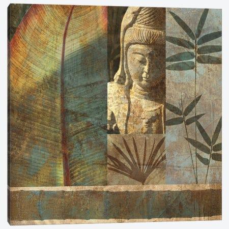 Palm Garden I Canvas Print #JOH64} by John Seba Canvas Art Print