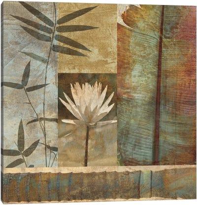 Palm Garden II Canvas Art Print