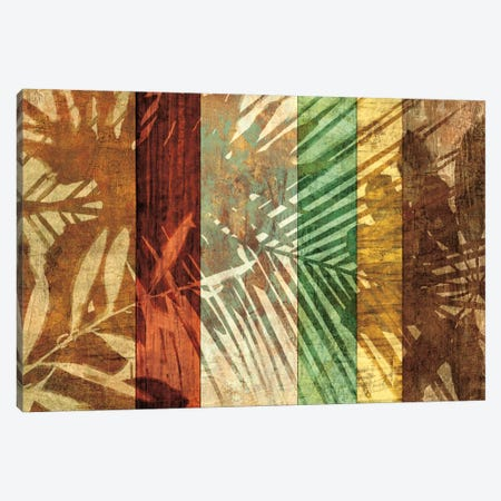 Palm Shadows I Canvas Print #JOH69} by John Seba Canvas Artwork