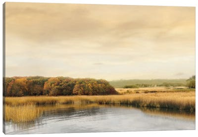 Ripples On The Water Canvas Print #JOH92