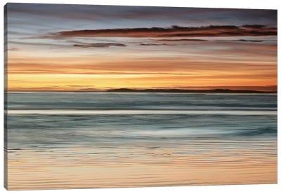 Sea And Sky Canvas Art Print