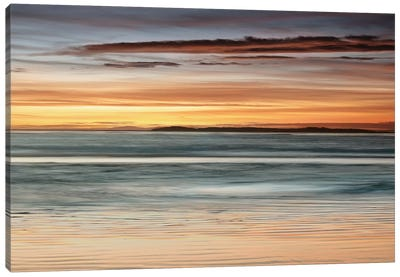 Sea And Sky Canvas Art Print