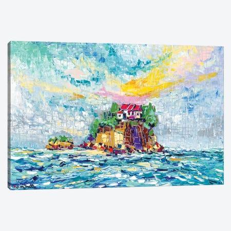 Fantasy Island Canvas Print #JOI12} by Joachim Mcmillan Canvas Art