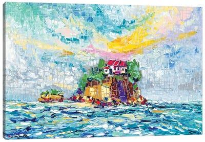 Fantasy Island Canvas Art Print