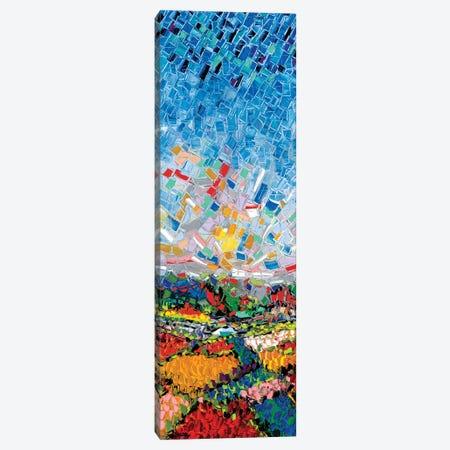 Glorious Fields 3-Piece Canvas #JOI14} by Joachim Mcmillan Canvas Print