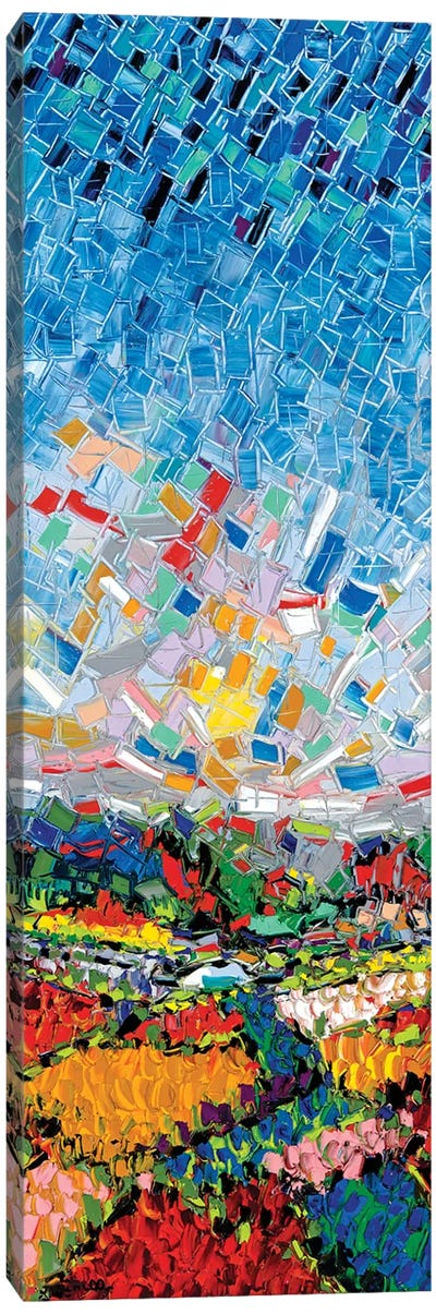 Glorious Fields Canvas Art Print