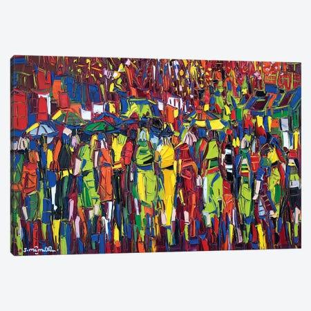 Holiday Canvas Print #JOI16} by Joachim Mcmillan Canvas Art Print
