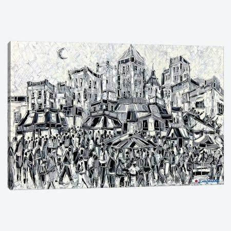Amusement City 3-Piece Canvas #JOI1} by Joachim Mcmillan Art Print
