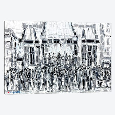 Music City Canvas Print #JOI20} by Joachim Mcmillan Canvas Art Print