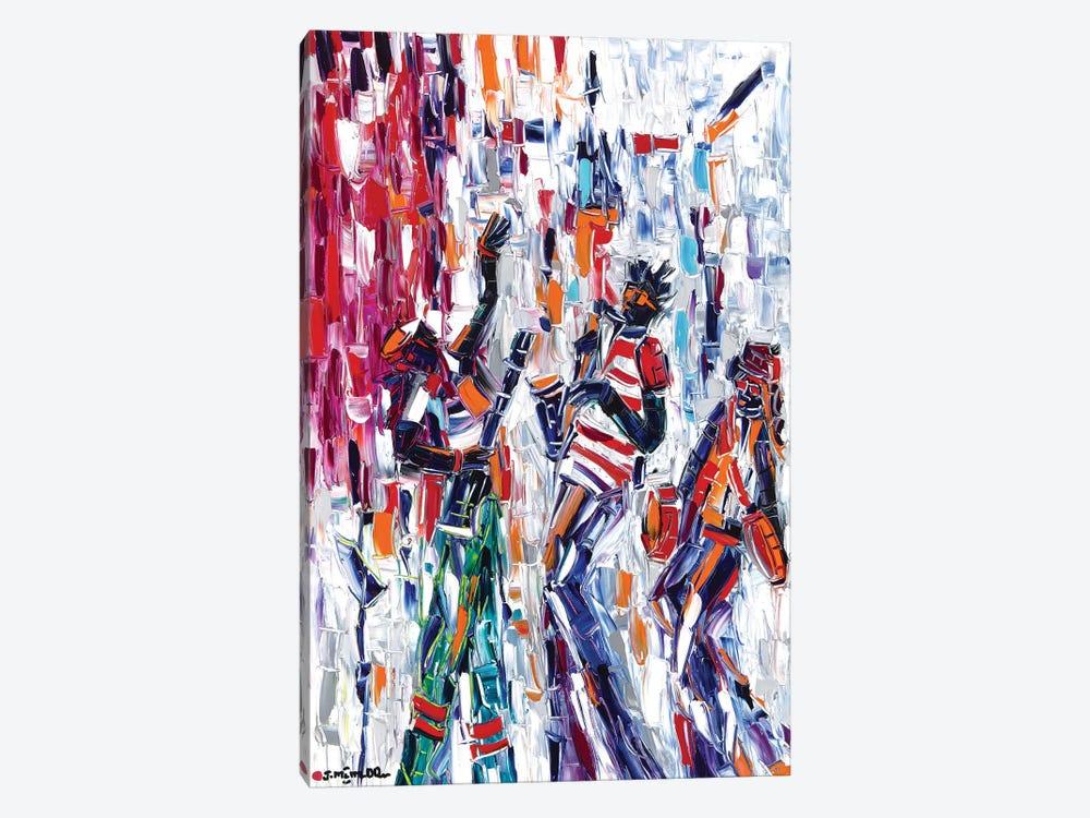Musical Vibes by Joachim Mcmillan 1-piece Canvas Wall Art