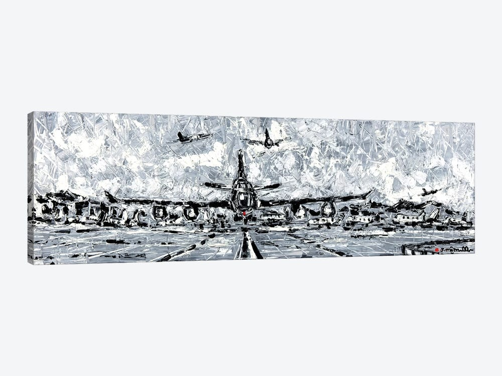 Storm Rush by Joachim Mcmillan 1-piece Canvas Art