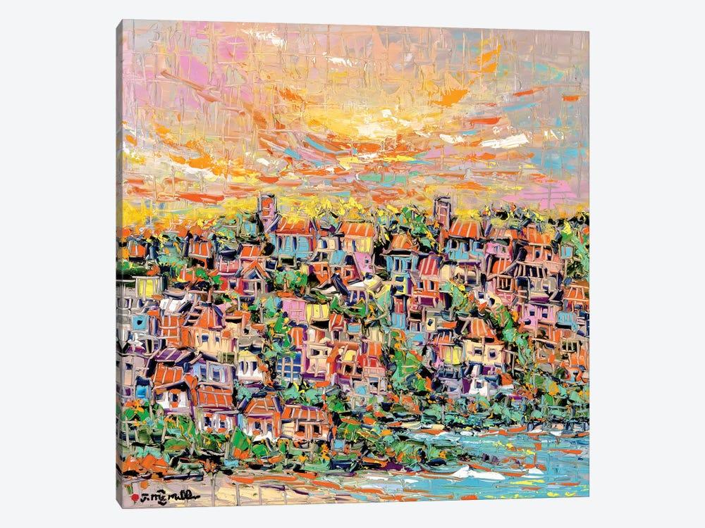 Sun Coast by Joachim Mcmillan 1-piece Canvas Art Print