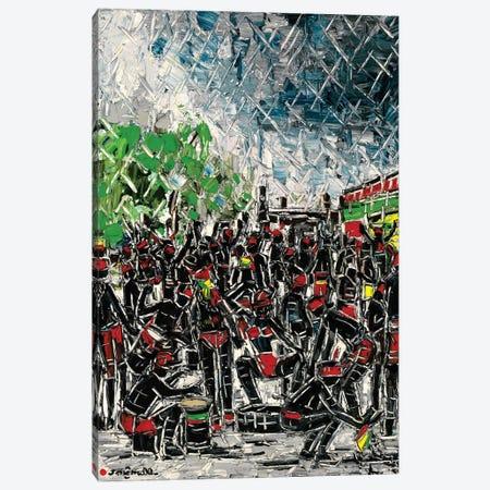 Jouvert Carnival Canvas Print #JOI68} by Joachim Mcmillan Canvas Art Print