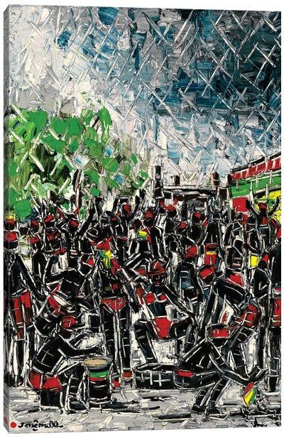 Jouvert Carnival Canvas Art Print