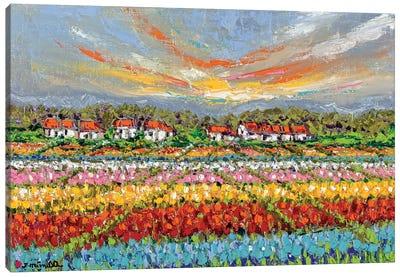 Bliss Garden Canvas Art Print