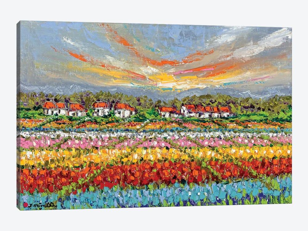 Bliss Garden by Joachim Mcmillan 1-piece Art Print