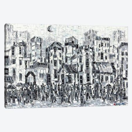 City Classic Canvas Print #JOI8} by Joachim Mcmillan Canvas Art Print