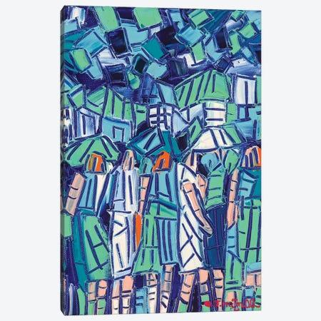 City Fragments Canvas Print #JOI9} by Joachim Mcmillan Canvas Art Print