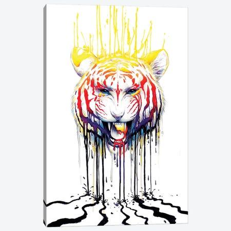 Fading Canvas Print #JOJ10} by JoJoesArt Canvas Print
