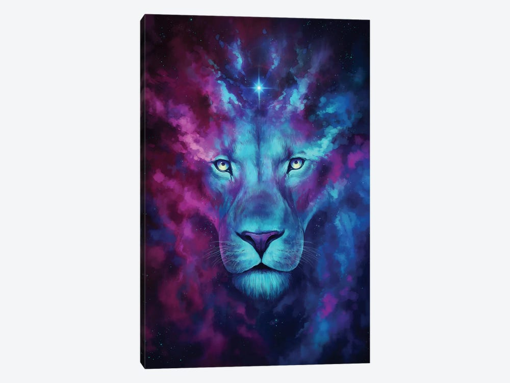 Firstborn by JoJoesArt 1-piece Canvas Print