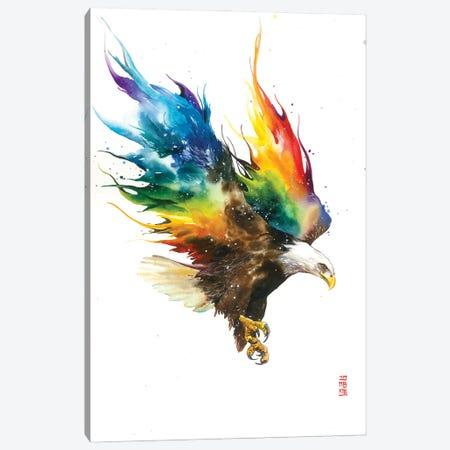 Freedom Canvas Print #JOK10} by Jongkie Canvas Art