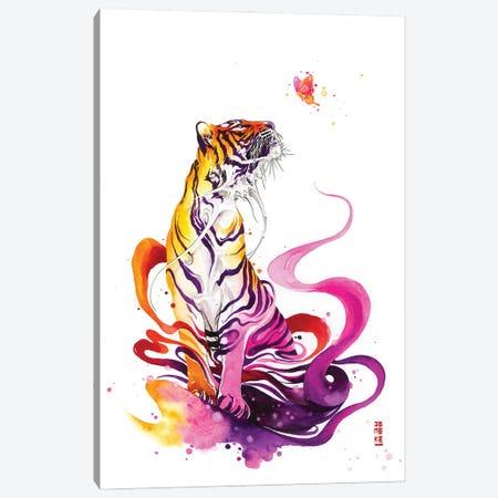 Life Changes Canvas Print #JOK18} by Jongkie Canvas Artwork
