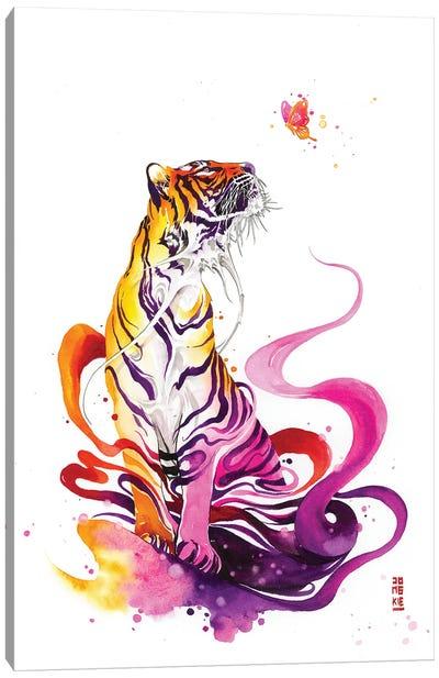 Life Changes Canvas Art Print