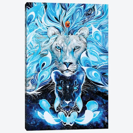 Eternal Monarch Canvas Print #JOK21} by Jongkie Canvas Art Print