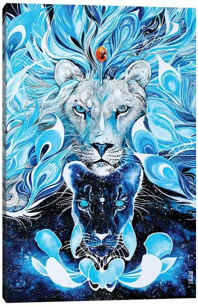 Eternal Monarch Canvas Art Print