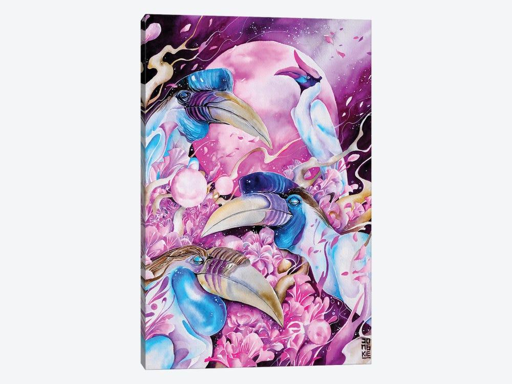 New Moon by Jongkie 1-piece Canvas Art Print