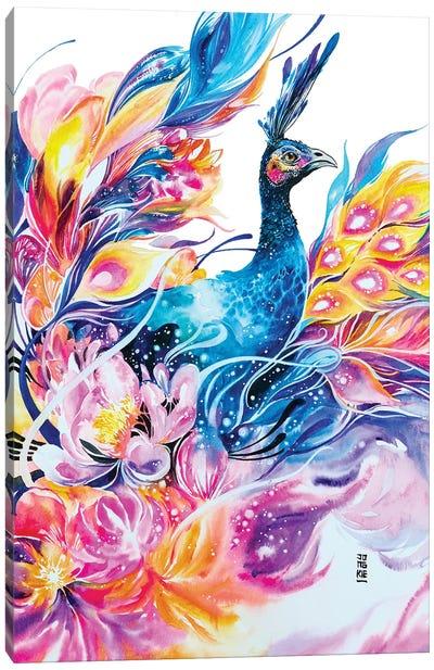 Enchanting Life Canvas Art Print