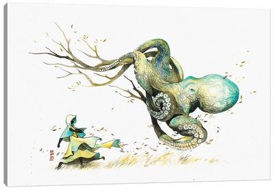 The Wanderer Canvas Art Print