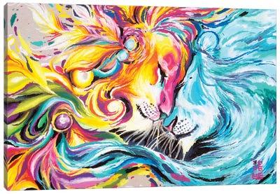 Until We Meet Again Canvas Art Print