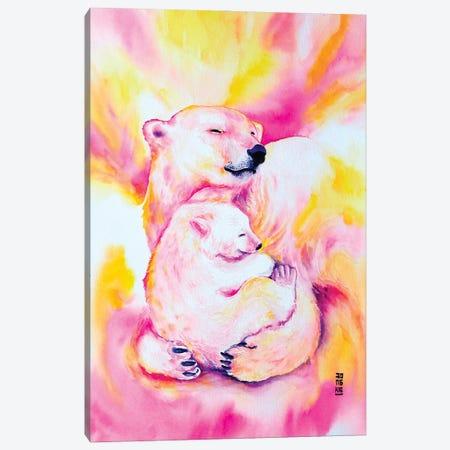 My Aurora Canvas Print #JOK37} by Jongkie Canvas Art Print