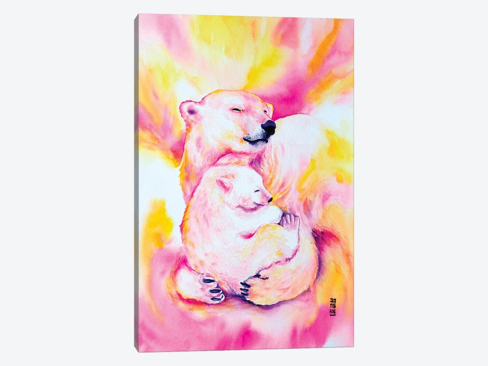 My Aurora by Jongkie 1-piece Art Print