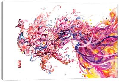Fleur De La Cour Canvas Art Print