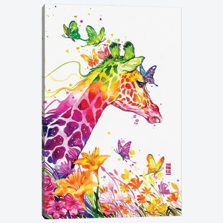 Firdaus Canvas Print #JOK3} by Jongkie Canvas Print