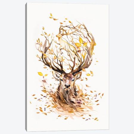 Autumn Canvas Print #JOK6} by Jongkie Canvas Wall Art