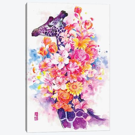 Spring Canvas Print #JOK7} by Jongkie Canvas Art