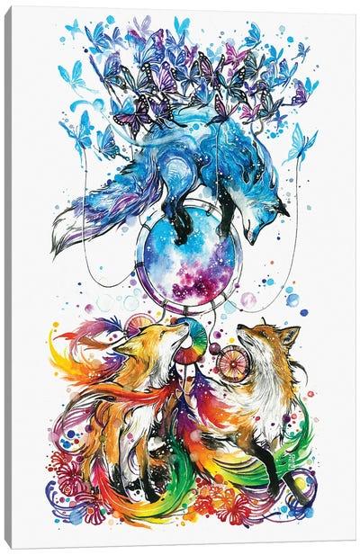 The Dream Catcher Canvas Art Print